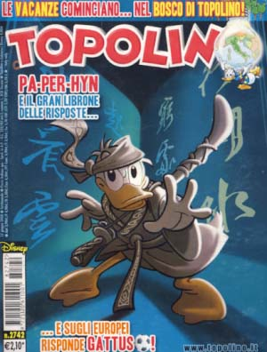 VARIOUS AUTHORS - Topolino #2742
