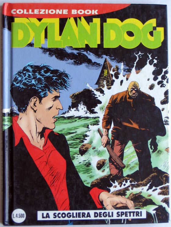 VARIOUS AUTHORS - Dylan Dog Collezione Book #35