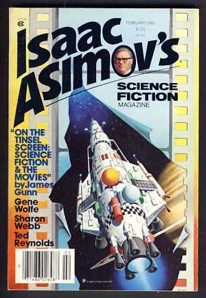 Isaac Asimov's Science Fiction Magazine February 1980. George H. Scithers, ed.
