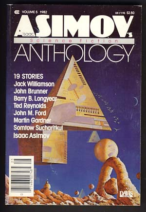 Isaac Asimov's Science Fiction Anthology 1982. George H. Scithers, ed.