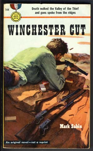 Winchester Cut. Mark Sabin.