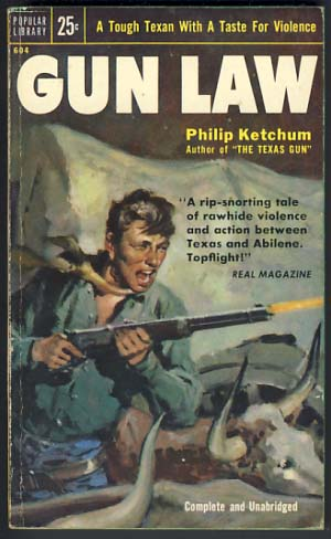 Gun Law. Philip Ketchum.