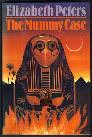The Mummy Case. Elizabeth Peters.