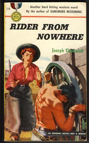 Rider from Nowhere. Joseph Chadwick.