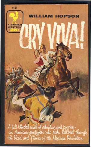 Cry Viva! William Hopson.