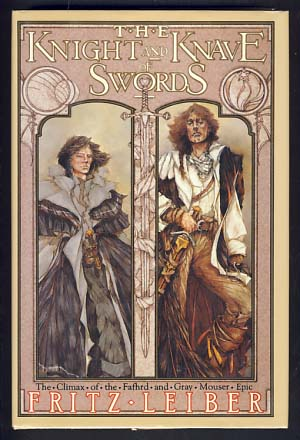 The Knight and Knave of Swords. Fritz Leiber.