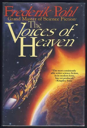 The Voices of Heaven. Frederik Pohl.