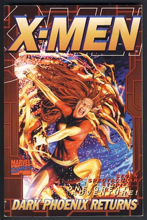 Backpack Marvels: X-Men Vol. 1 No. 2 (Dark Phoenix Returns). Chris Claremont, John Romita, Jr., Paul Smith.