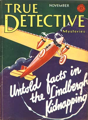 True Detective Mysteries November 1932 Vol. 19 No. 2