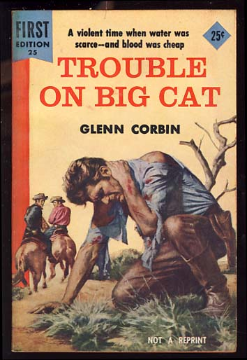Trouble on Big Cat. Glenn Corbin.