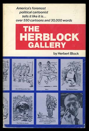 The Herblock Gallery. Herbert Lawrence Block.