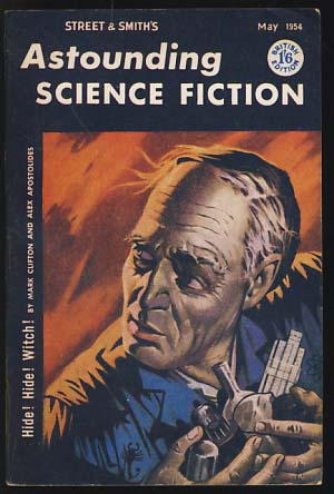 Astounding Science Fiction (British Edition) May 1954. John W. Campbell, ed, Jr.