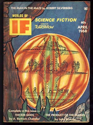 If April 1968. Frederik Pohl, ed.