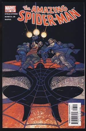 Amazing Spider-Man No  507 by J  Michael Straczynski, John Romita, Jr  on  Parigi Books