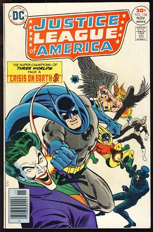 Justice League of America #136. Martin Pasko, Dick Dillin.