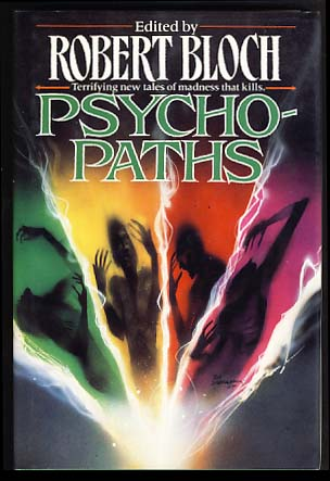Psycho-paths. Robert Bloch, ed.
