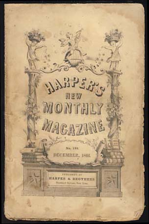 Forty-three Days in an Open Boat in Harper's New Monthly Magazine December 1866. Mark Twain.