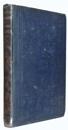 The Warwick Woodlands; or, Things as They Were There Twenty Years Ago. Frank Forester, Henry William Herbert.