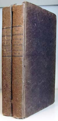 The Brothers. A Tale of the Fronde. Henry William Herbert.