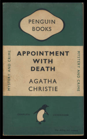 Appointment with Death. Agatha Christie.