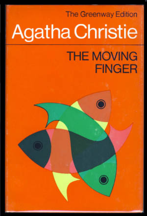The Moving Finger. Agatha Christie.