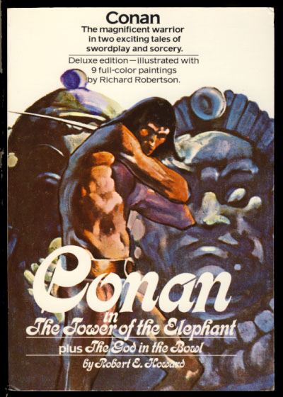 Conan: The Tower of the Elephant. Robert E. Howard.