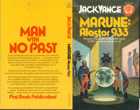 Ballantine Books Science Fiction Promotional Material Including a Letter by Judy-Lynn del Rey and Five Paperback Covers with Art by Darrell K. Sweet. Judy-Lynn del Rey, ed.