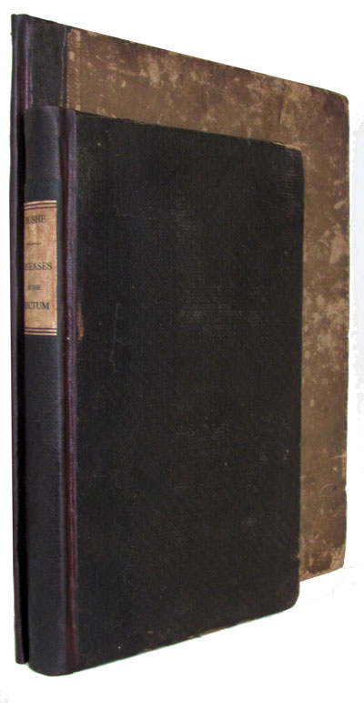 A Treatise on the Malformations, Injuries, and Diseases of the Rectum and Anus. Illustrated with Plates. George Macartney Bushe.