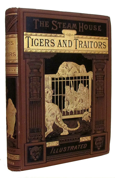 The Steam House. (Part II.) Tigers and Traitors. Jules Verne.