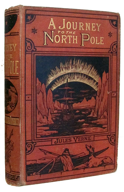A Journey to the North Pole. Jules Verne.