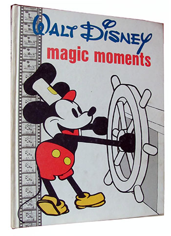 Walt Disney Magic Moments. Ercole Arseni, Leone Bosi, Massimo Marconi.