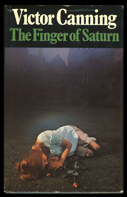 The Finger of Saturn. Victor Canning.