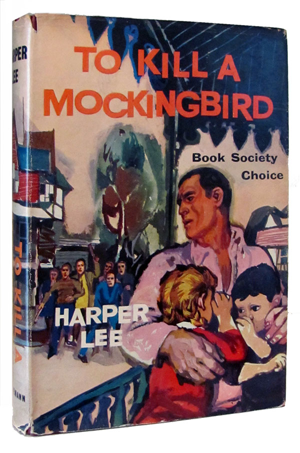 to kill a mockingbird harper