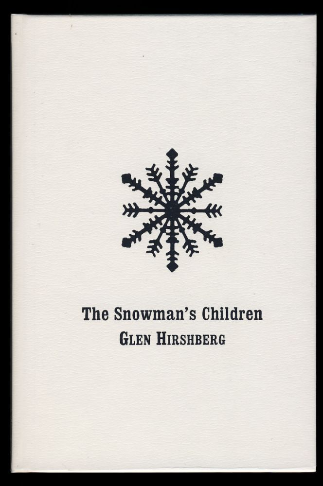 The Snowman's Children. Glen Hirshberg.