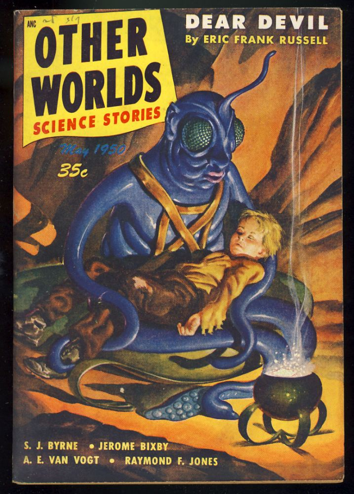 Other Worlds Science Stories May 1950. Raymond Palmer, ed.