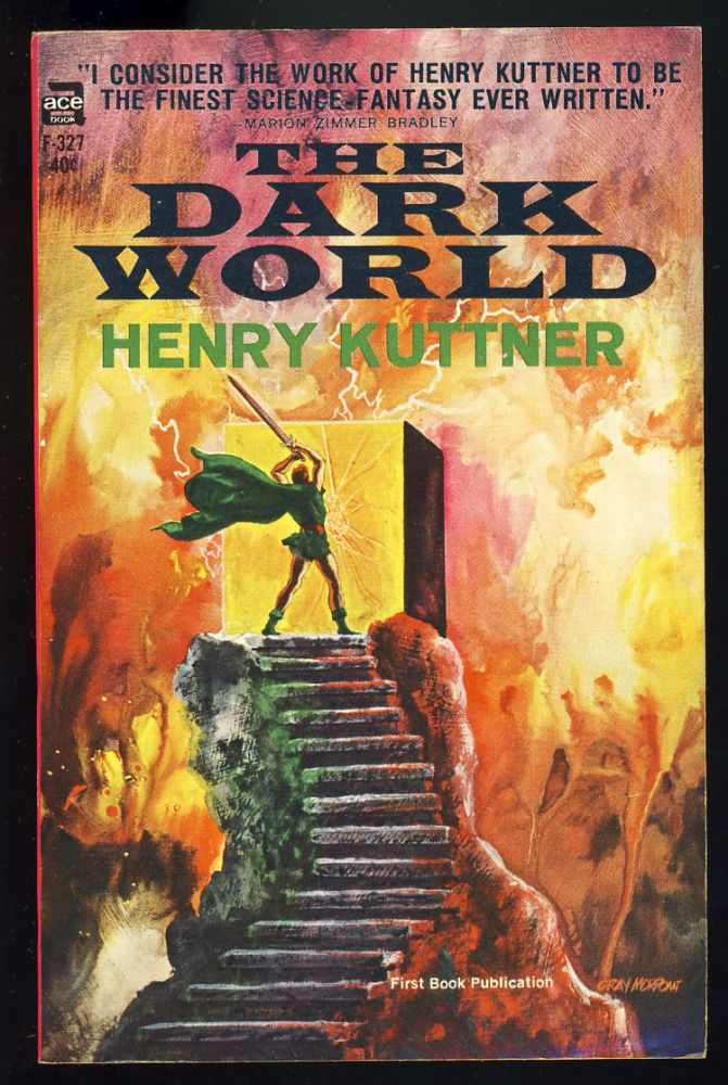 The Dark World. Henry Kuttner.