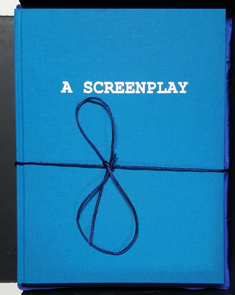 A Screenplay. (Based on Good Omens). (Signed Lettered Edition). Neil Gaiman.
