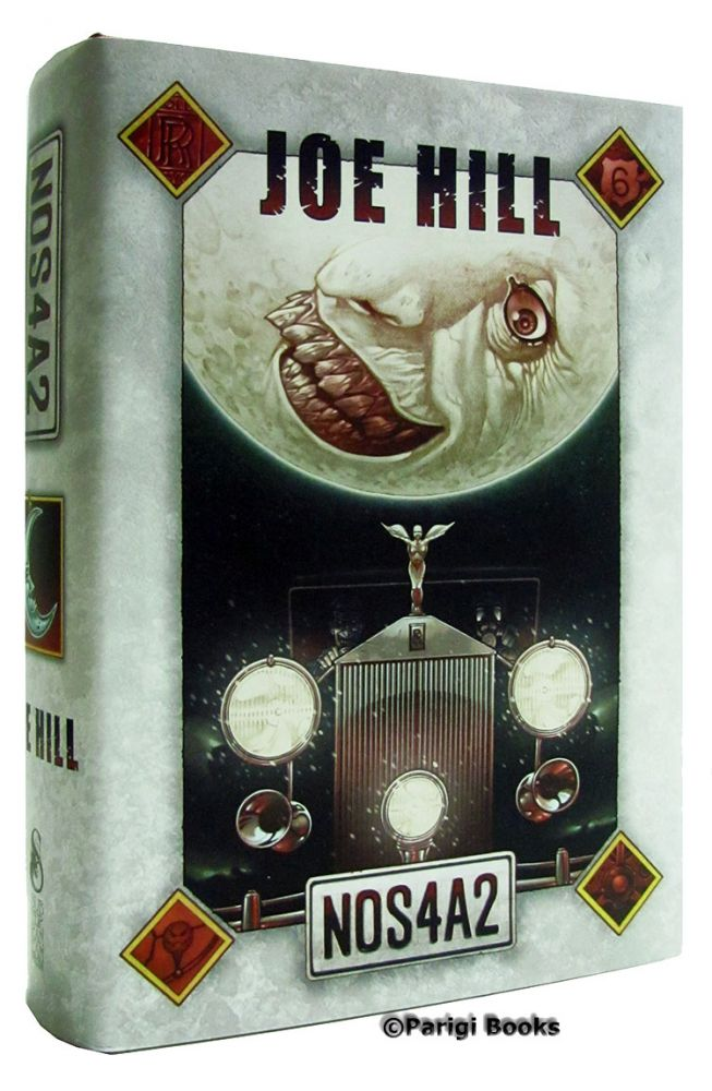 NOS4A2. (Signed Limited Edition). Joe Hill.