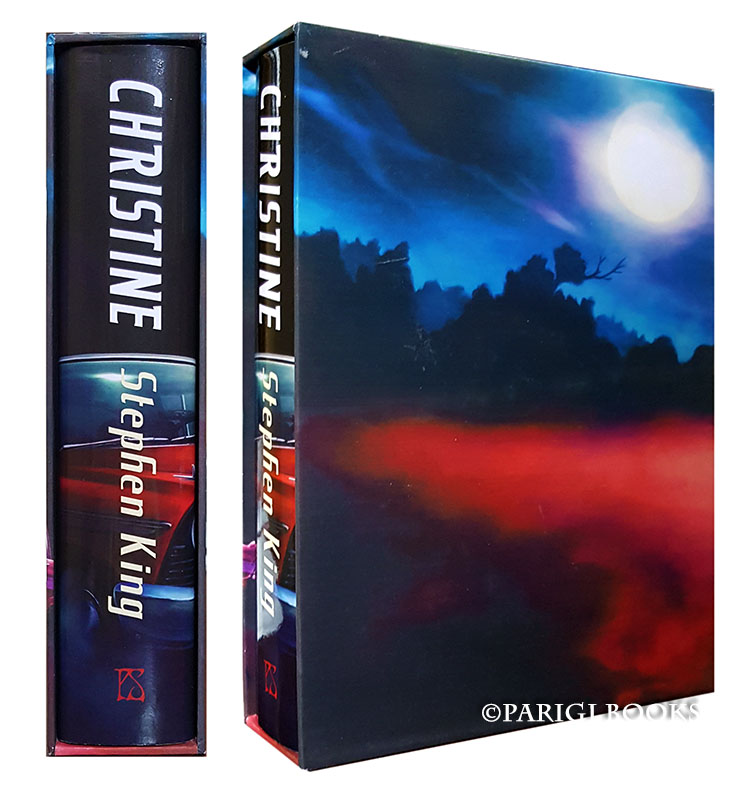 Christine. 30th Anniversary Edition. (Slipcased Numbered Edition Signed by Contributors). Stephen King.