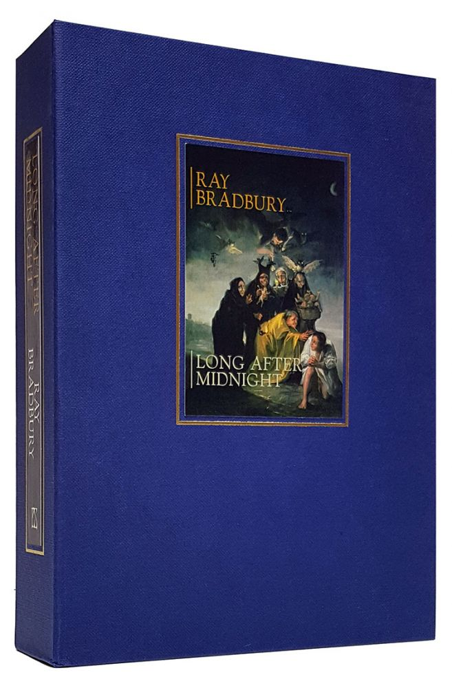 Long After Midnight. (Signed Lettered Edition in Traycase). Ray Bradbury.