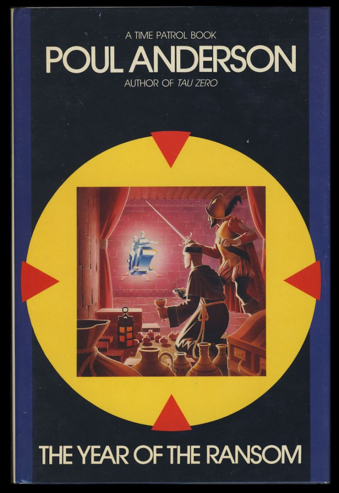 The Year of the Ransom. Poul Anderson.