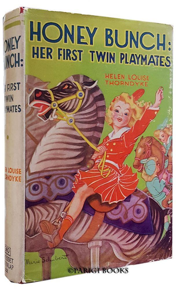 Honey Bunch: Her First Twin Playmates. Helen Louise Thorndyke.