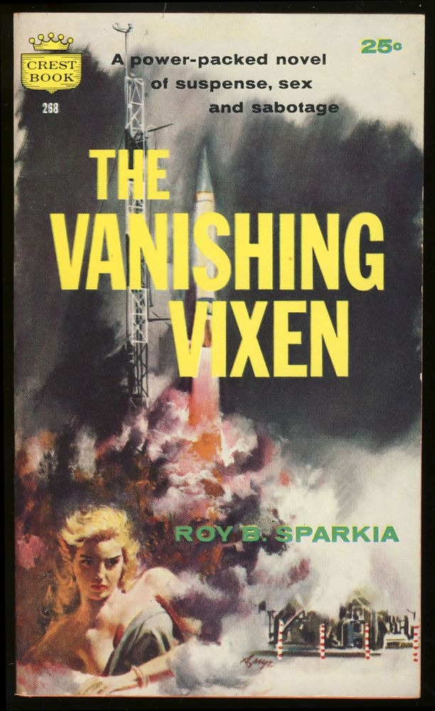 The Vanishing Vixen. Roy B. Sparkia.