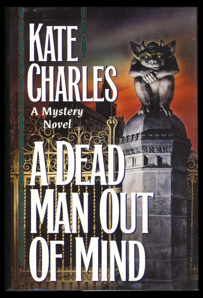 A Dead Man Out of Mind. Kate Charles.