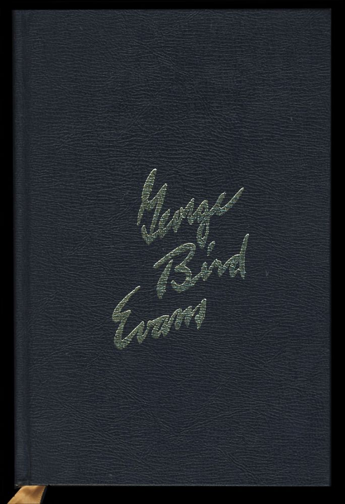 Grouse on the Mountain: Gunning Along Thirty-Four Miles of Chestnut Ridge. (Signed Copy). George Bird Evans.