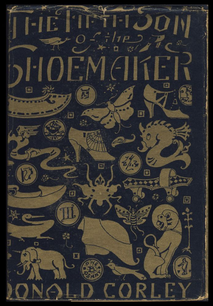 The Fifth Son of the Shoemaker. (Signed Copy). Donald Corley.