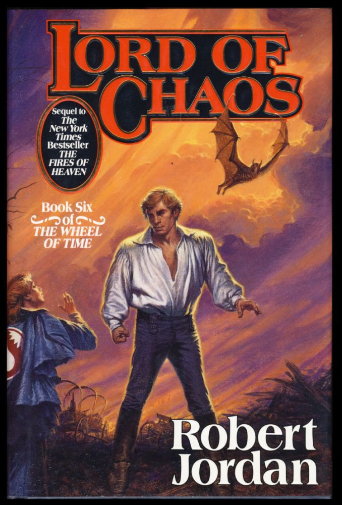Lord of Chaos. Robert Jordan.