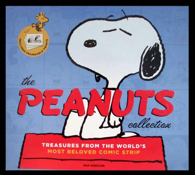 The Peanuts Collection: Treasures from the World's Most Beloved Comic Strip. Nat Gertler.