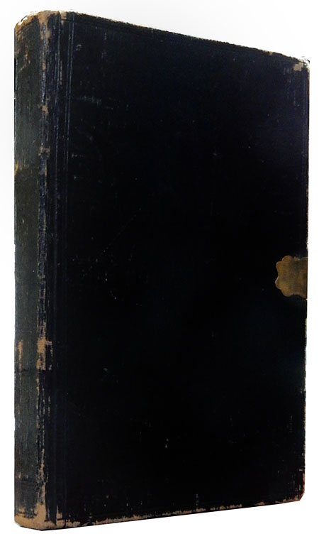 Nineteenth Century Victorian Handwritten Diary by a Londoner. Anonymous.