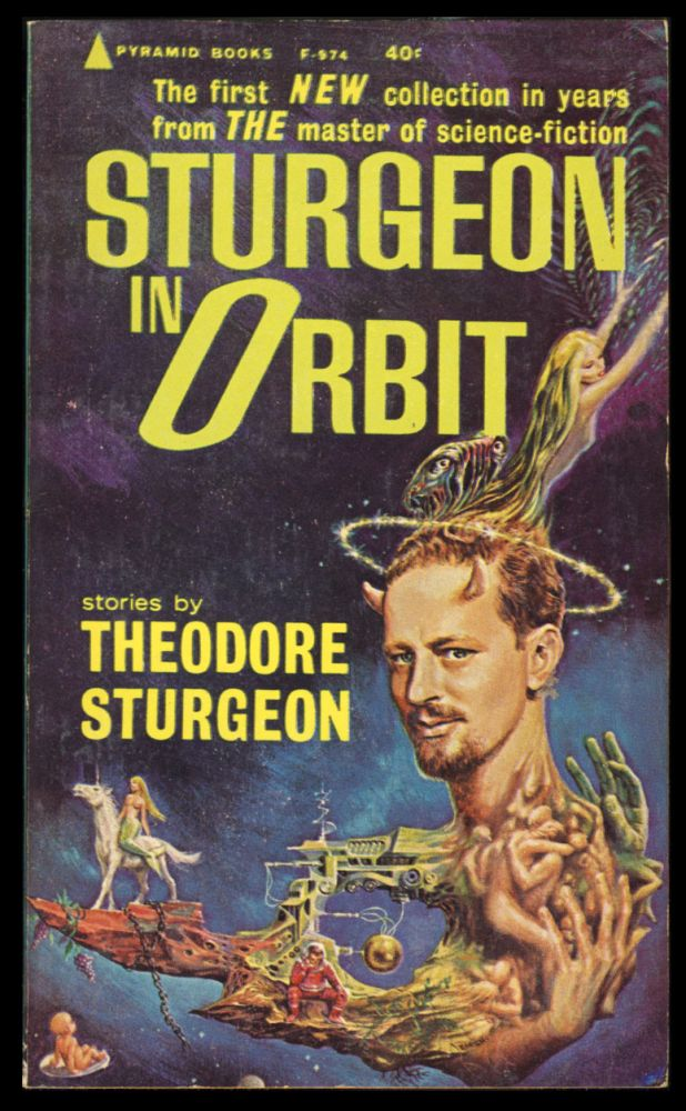 Sturgeon in Orbit. Theodore Sturgeon.